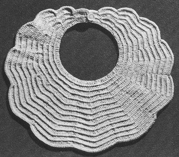 Sweet like Sophie - Crocheted Baby Bib | EverParent Community